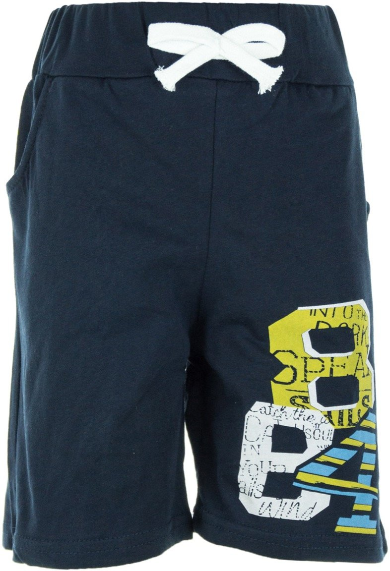 Mago παιδικό παντελόνι βερμούδα «Dark Blue 84»