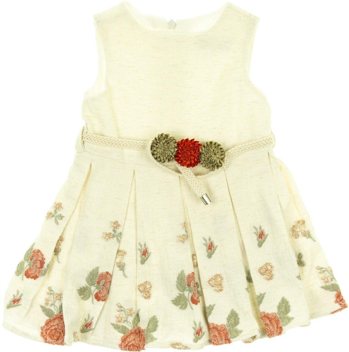 B.B.L. παιδικό αμπιγιέ φόρεμα «Red Roses»