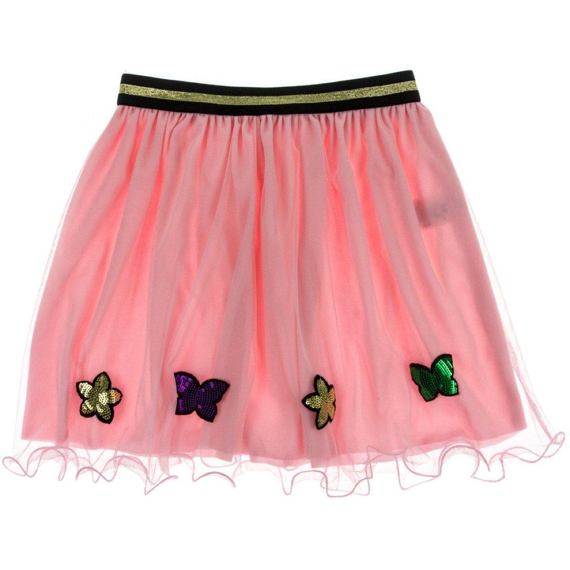 Mini Citlenbik παιδική φούστα τουτου «Pink Butterflies»