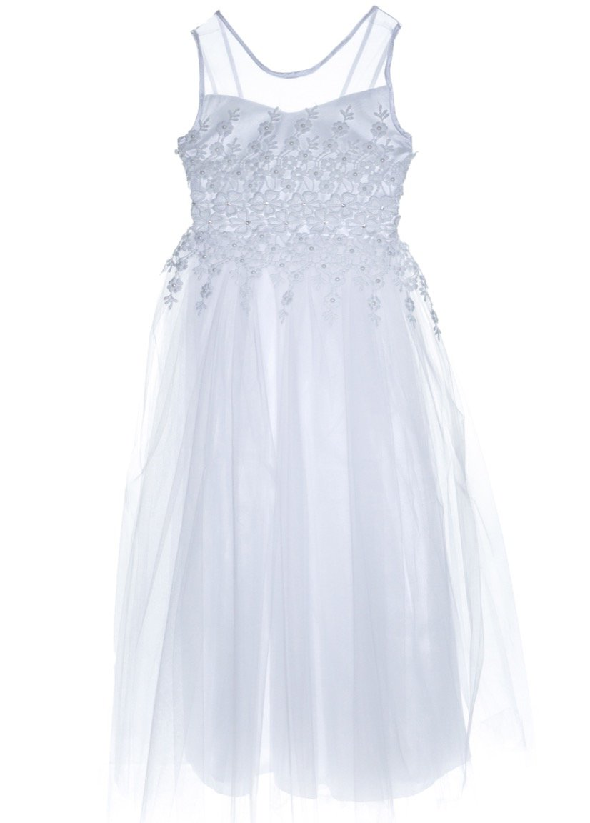 Ken Club παιδικό αμπιγιέ φόρεμα «Royal Roxette»