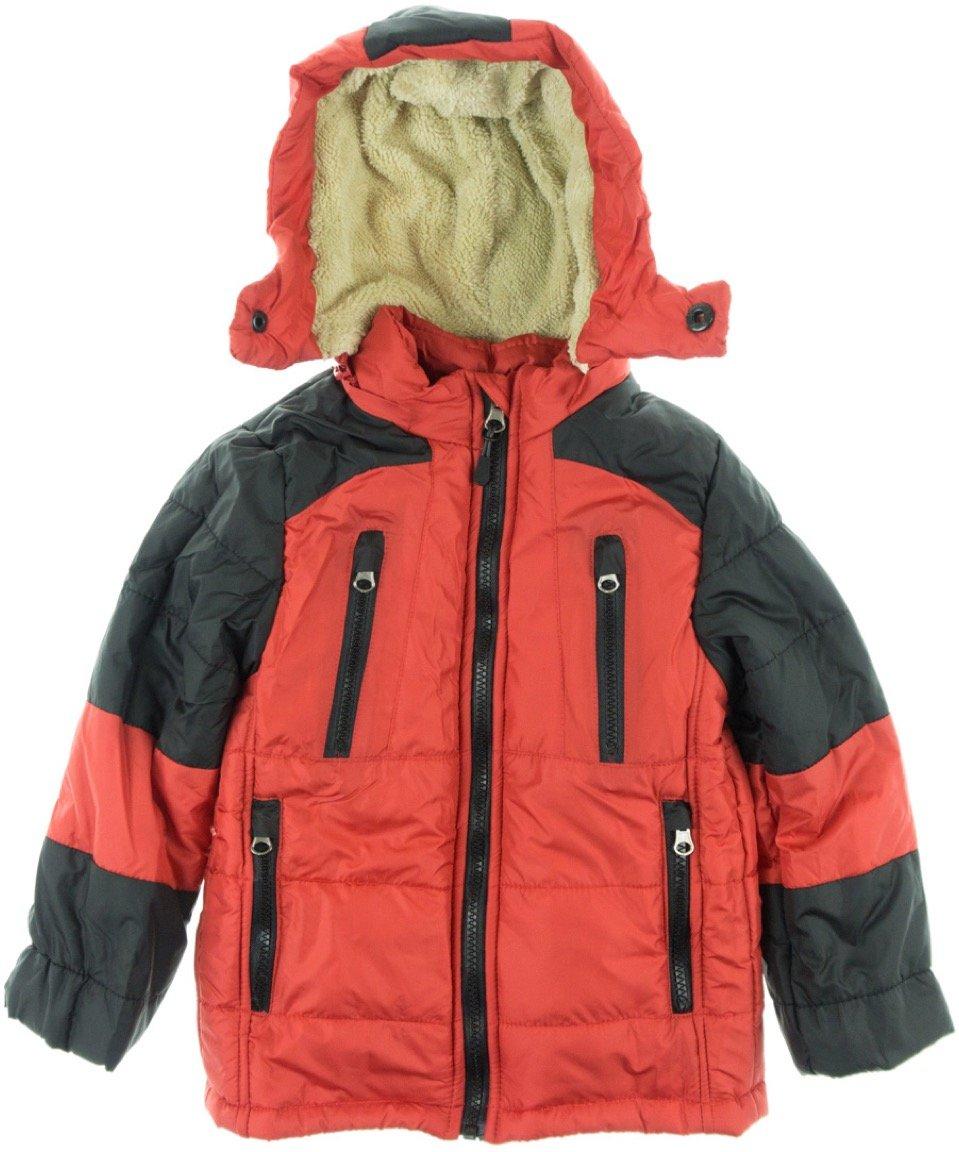 Esso παιδικό μπουφάν «Red Zippers»