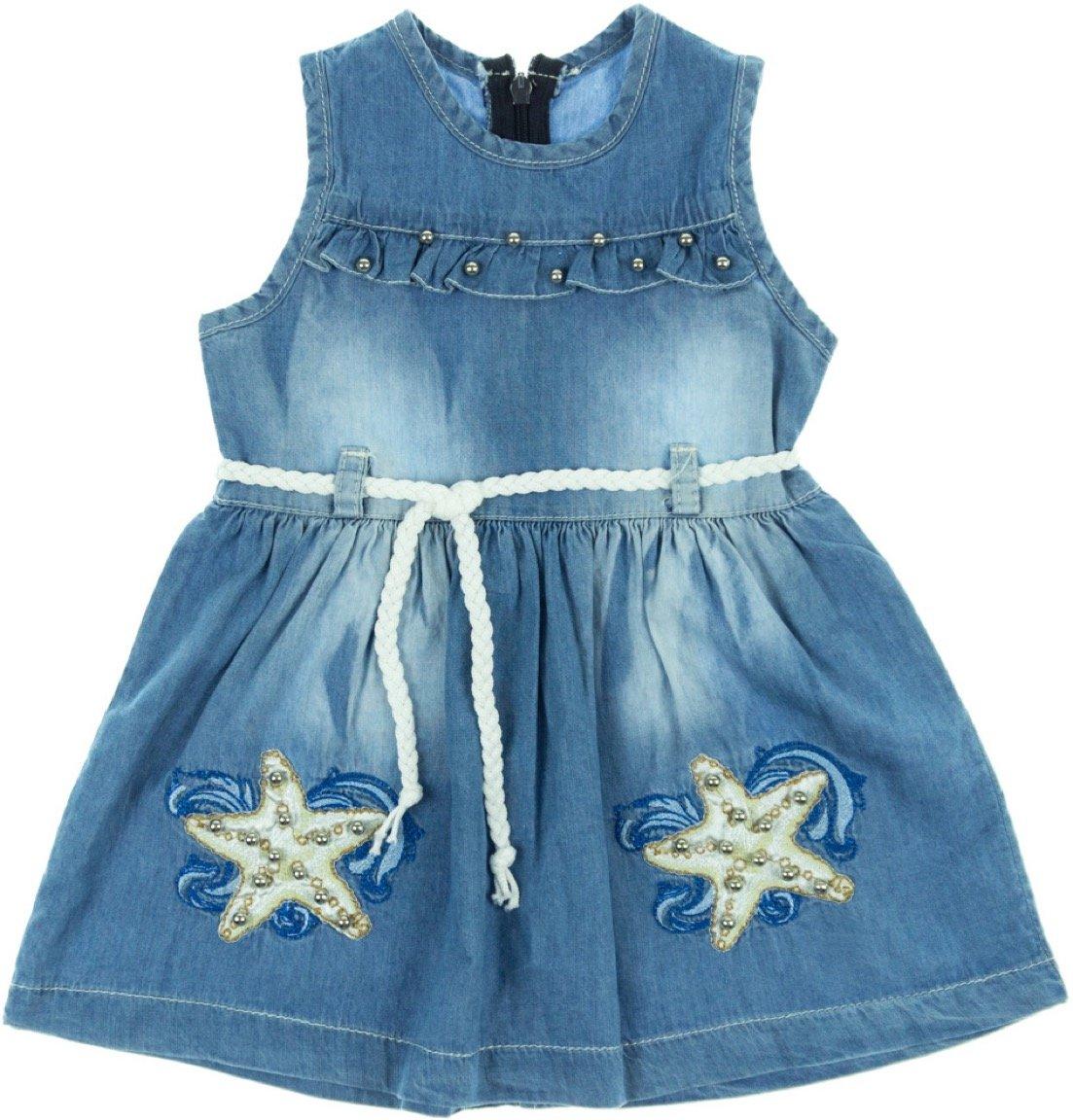 Cicili παιδικό φόρεμα «Starfish»