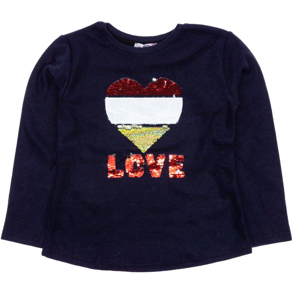ARS παιδική μπλούζα «Love Fur»