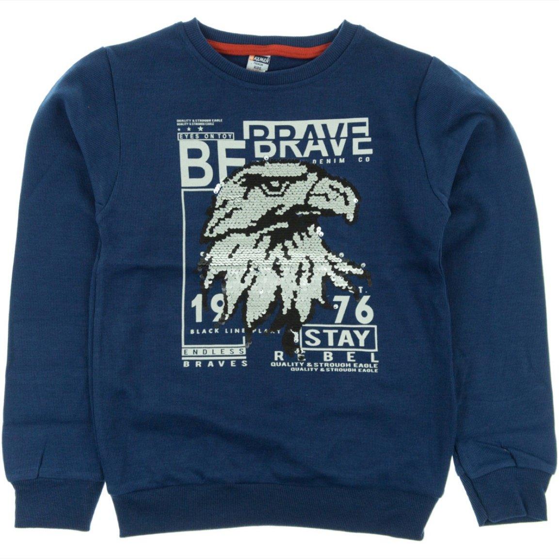 Waxmen παιδική μπλούζα «Be Brave»