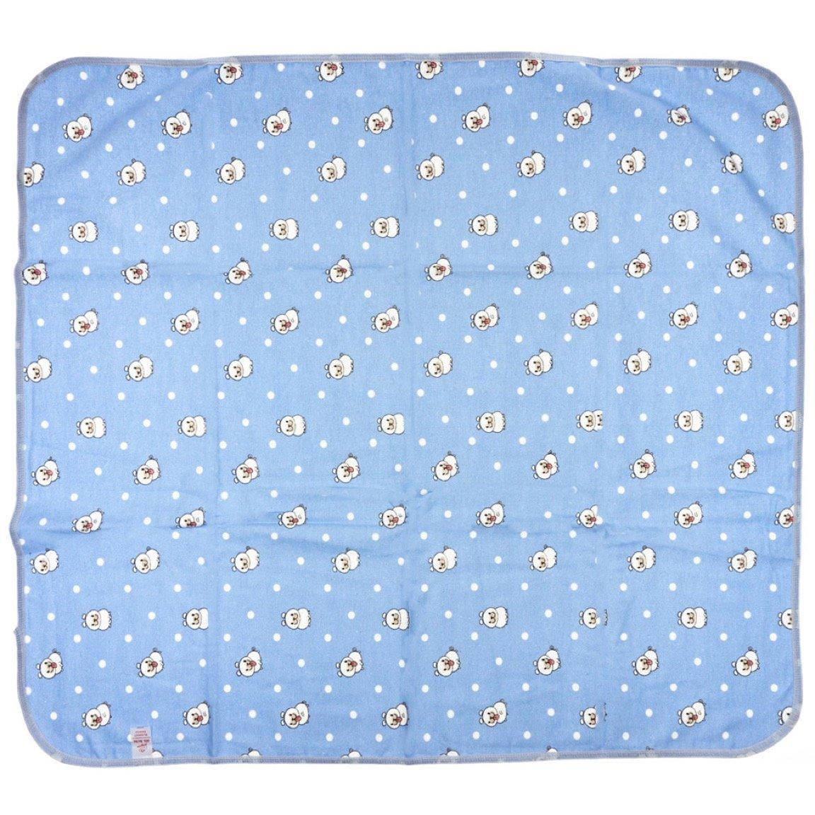 Gul Bebe βρεφική πάνα αγκαλιάς «Blue Pug»