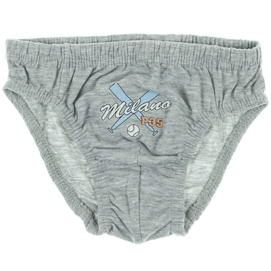 Berrak παιδικό σλιπάκι «Milano Grey»