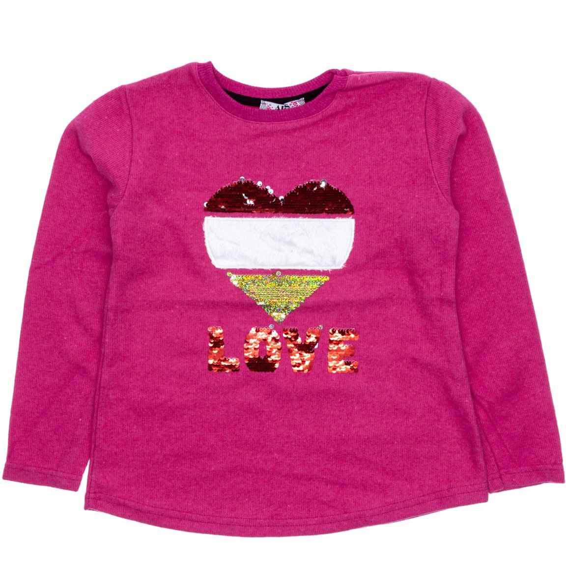 ARS παιδική μπλούζα «Fur Love»