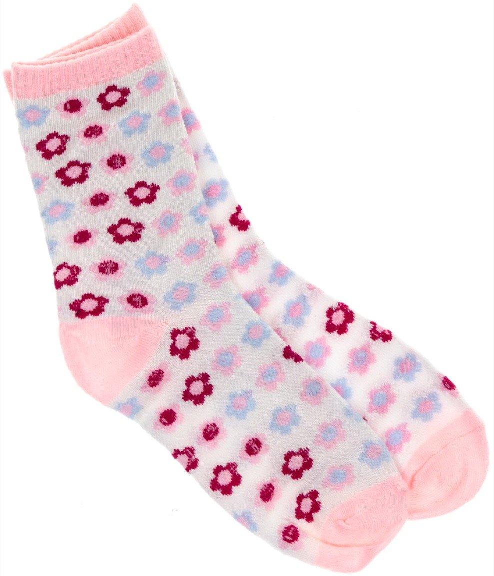 Kitty Cat παιδικές κάλτσες «Somon Garden»