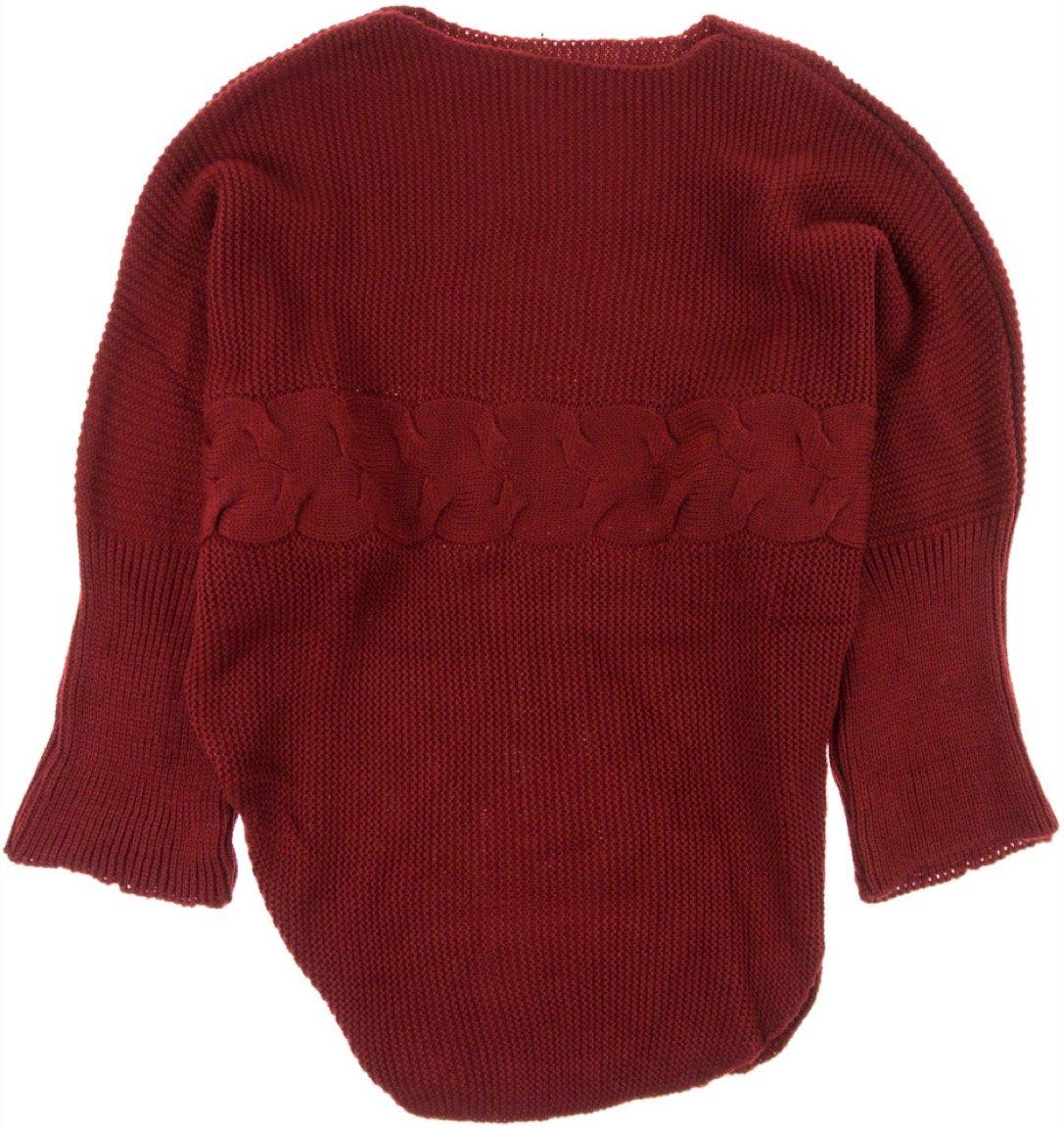 ΑΖ γυναικεία πλεκτή μπλούζα «Red Bat»
