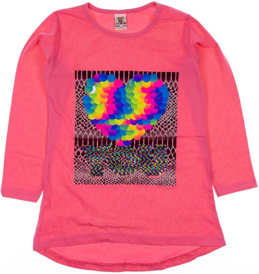 Ecrin παιδική εποχιακή μπλούζα «You»