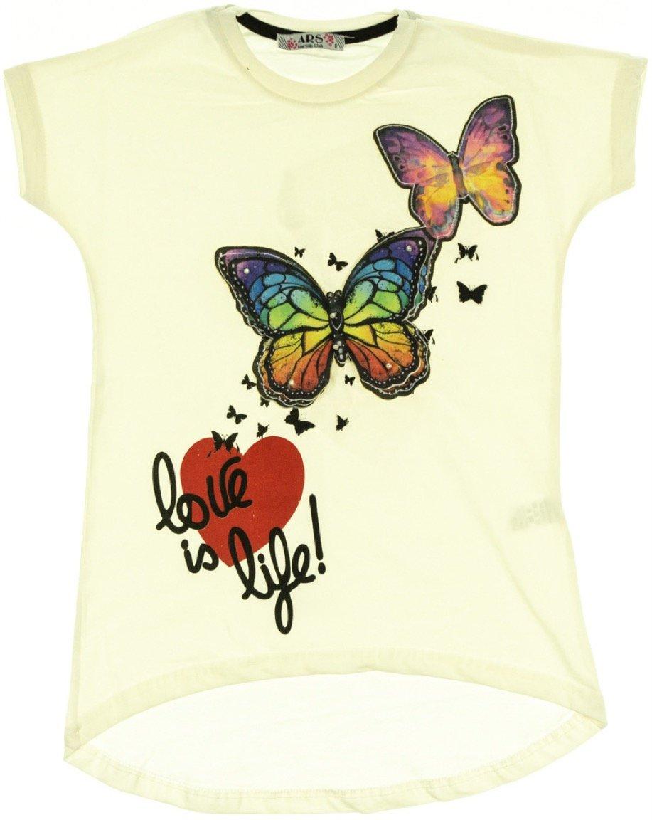 ARS παιδική μπλούζα «Love Life 3D»