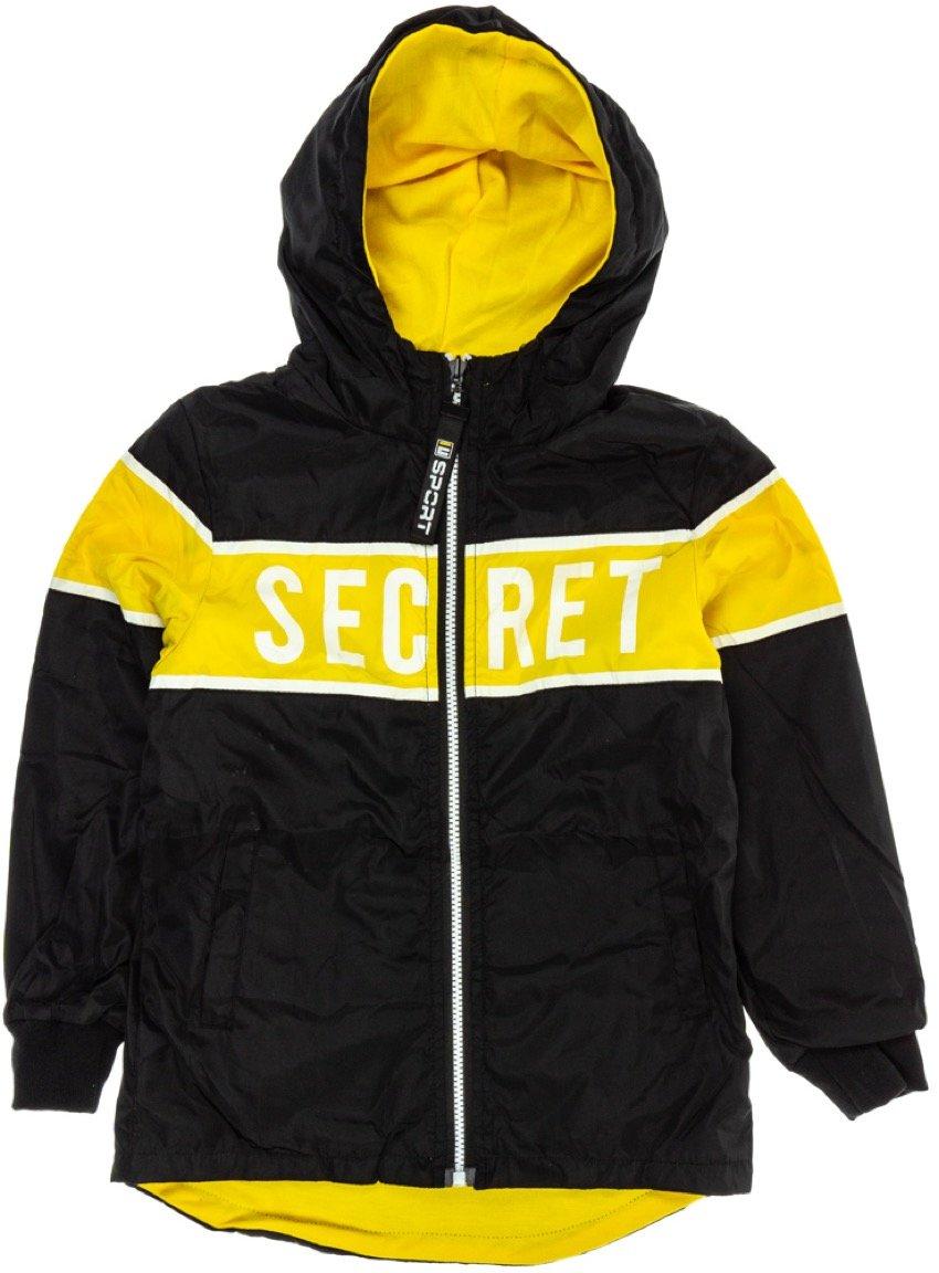 Sweet Junior εποχιακό μπουφάν διπλής όψης «Secret»