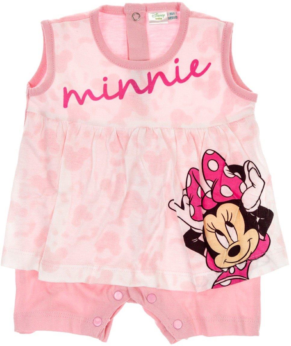Disney βρεφικό φορμάκι «Pink Minnie»