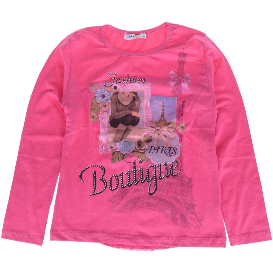 Walox παιδική εποχιακή μπλούζα «Fashion Boutique»