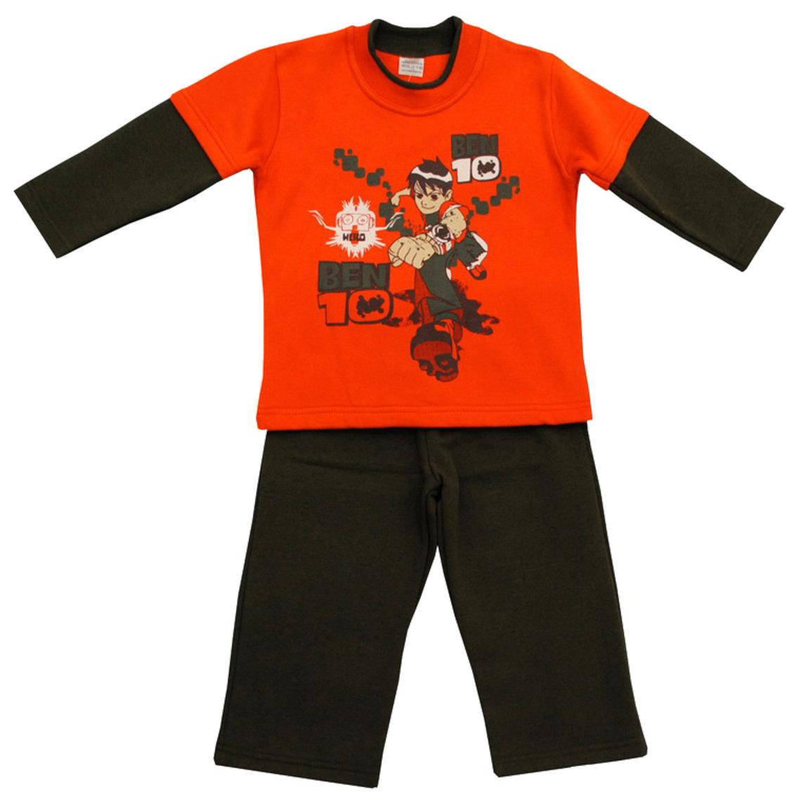 d2eff7f0a4c Neware σετ φόρμα παντελόνι-μπλούζα «Ben 10» - Παιδικά ρούχα, βρεφικά ...