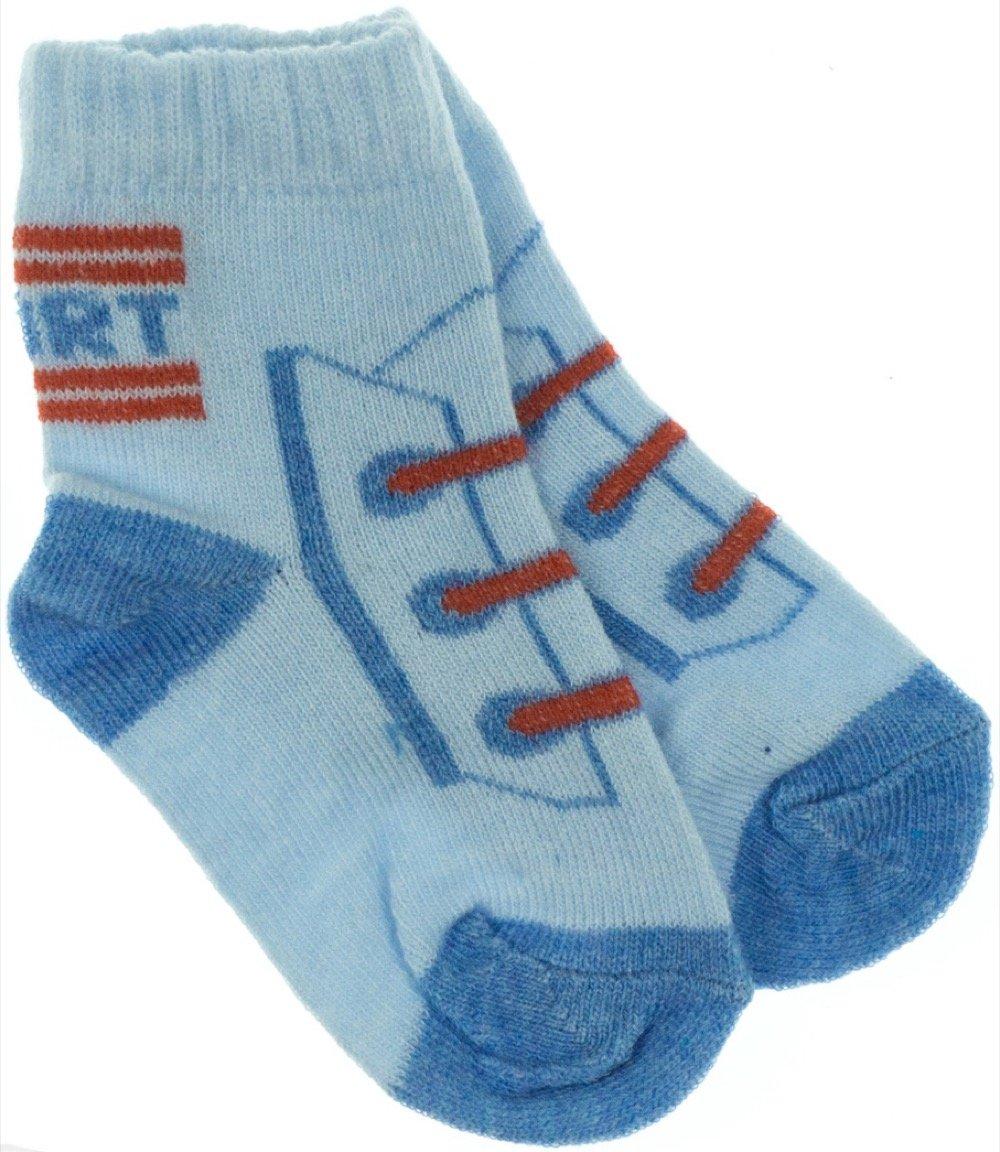 Cikit παιδικές κάλτσες «Red Laces»