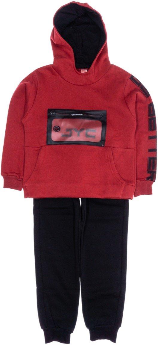 Joyce παιδικό σετ φόρμα μπλούζα-παντελόνι «Be Better»