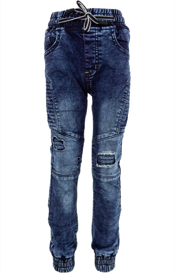 Street Porter παιδικό παντελόνι τζιν «Scarfs»