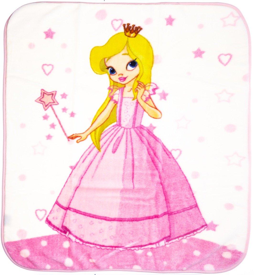 Pandora Baby κουβέρτα για παιδικό κρεβάτι (κούνια) «Princess»