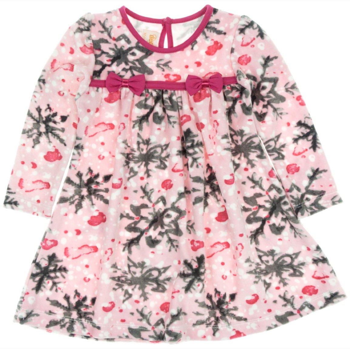 Deco παιδικό φόρεμα «Pink Bow»