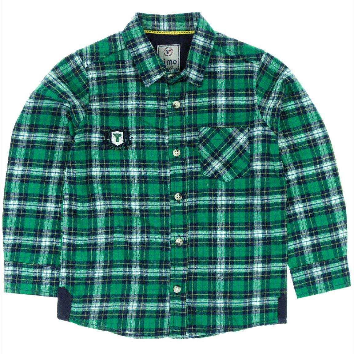 Timo παιδικό πουκάμισο «Checkered»