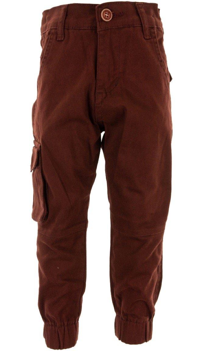 SLM παιδικό παντελόνι «Comfy Bordo»
