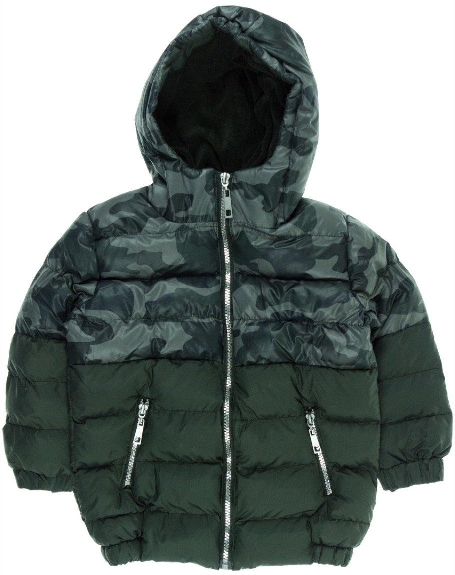 AΖ παιδικό μπουφάν «Green Army»