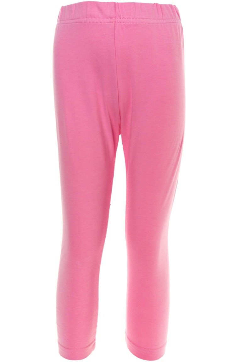 Joyce παιδικό παντελόνι κολάν κάπρι «Plain Pink»