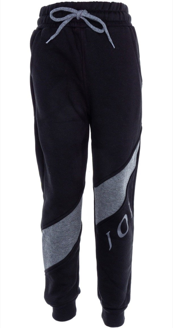 Joi παιδικό παντελόνι φόρμας «Joi Black»