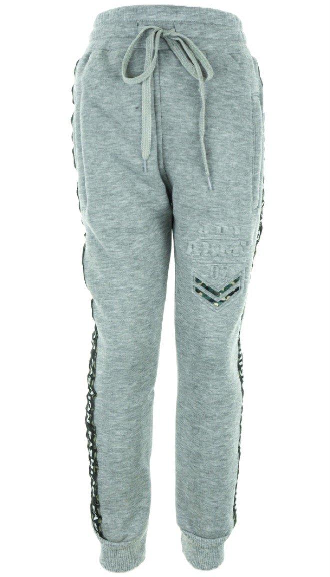 Joi παιδικό παντελόνι φόρμας «Grey Fashion»