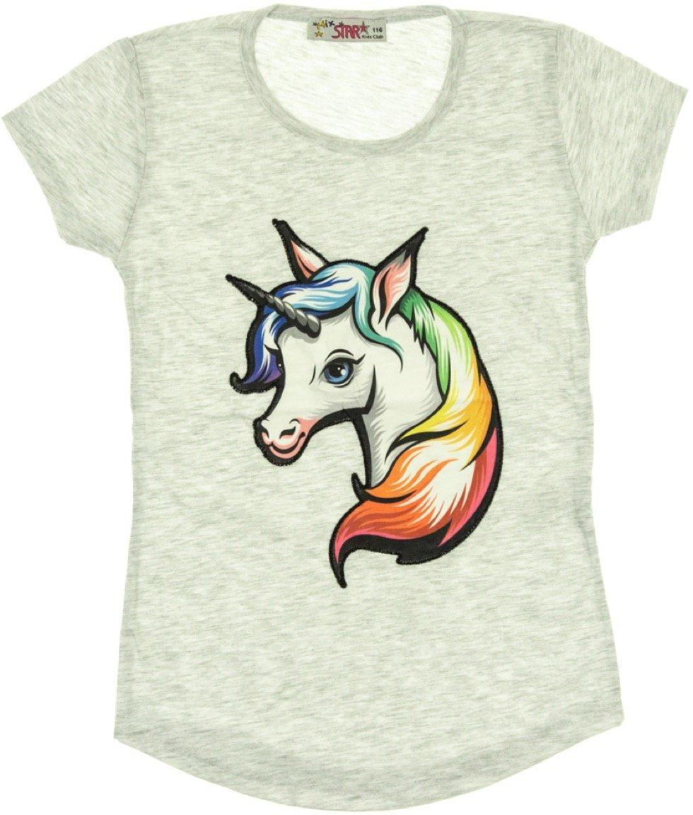 Tomurcuk παιδική μπλούζα «My Grey Unicorn»