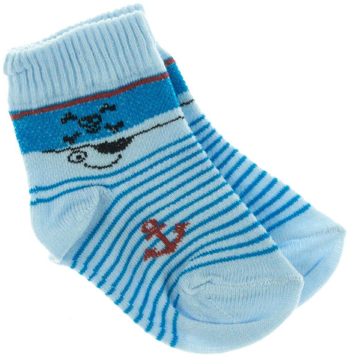 Bella Calze παιδικές κάλτσες «Blue Pirate»