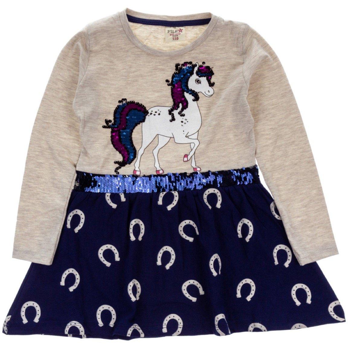 File παιδικό εποχιακό φόρεμα «The Proud Unicorn»