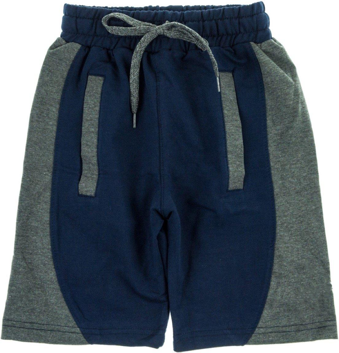 Joi παιδικό παντελόνι βερμούδα «Blue Basketball»