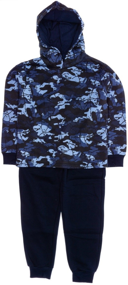 Joyce παιδικό σετ φόρμα μπλούζα-παντελόνι «General»