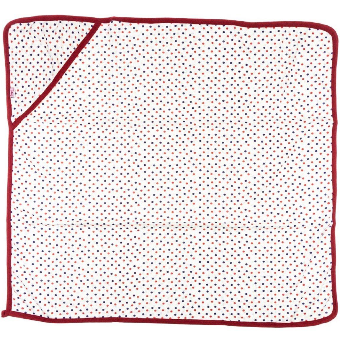Beyzi βρεφική μπουρνουζοπετσέτα «Dots»