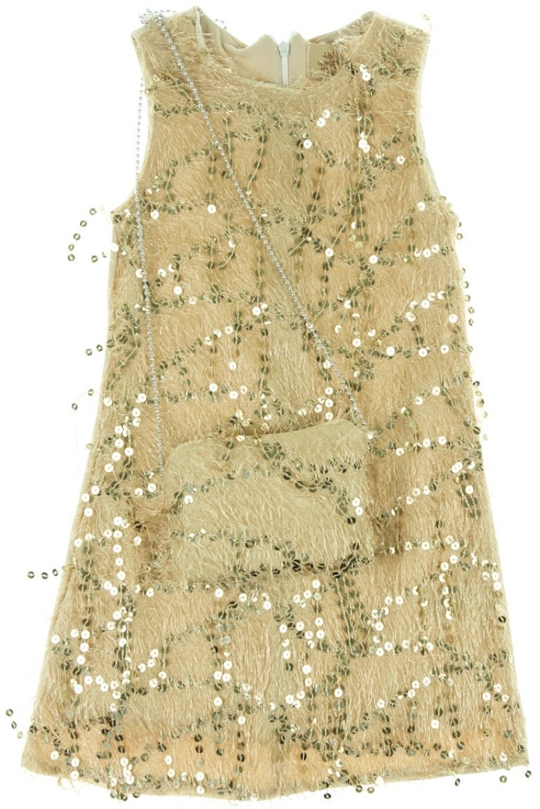 Wecan παιδικό αμπιγιέ φόρεμα «Charleston»