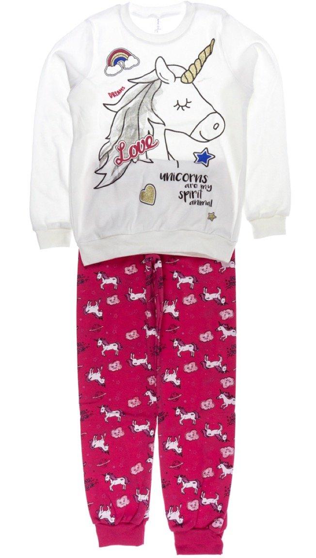 Dreams παιδική πιτζάμα «Magic Unicorn»