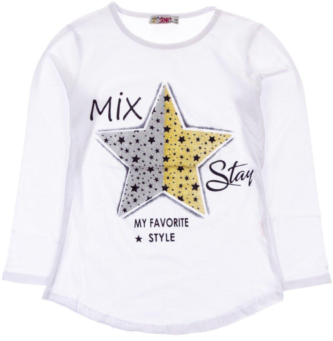 Mix Star παιδική εποχιακή μπλούζα «The Favorite Style»