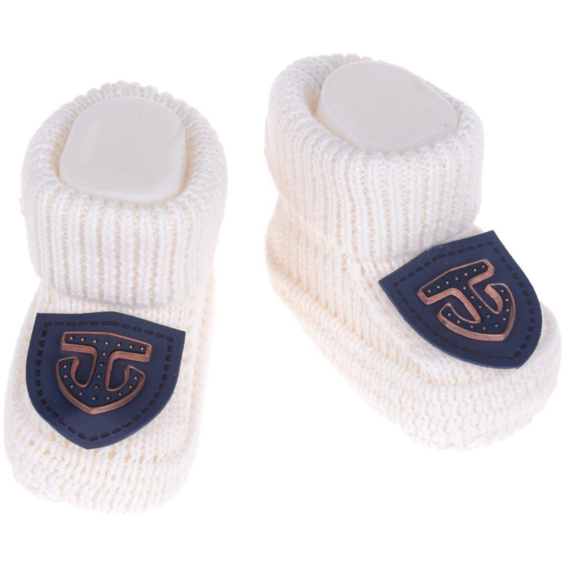 Eda βρεφικές κάλτσες πλεκτές «Anchor» - Παιδικά ρούχα ea3be47f7f8