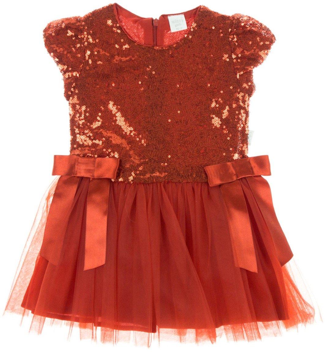 Wizzy παιδικό αμπιγιέ φόρεμα «Ballerina»