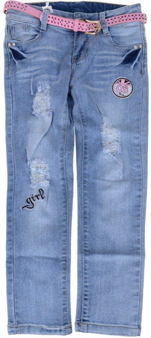 Εβίτα παιδικό εποχιακό παντελόνι τζιν και ζώνη «Modern»