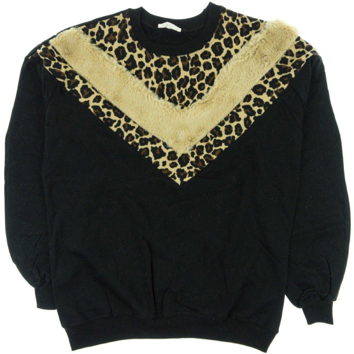 Mint γυναικεία μπλούζα «Black Leopard»