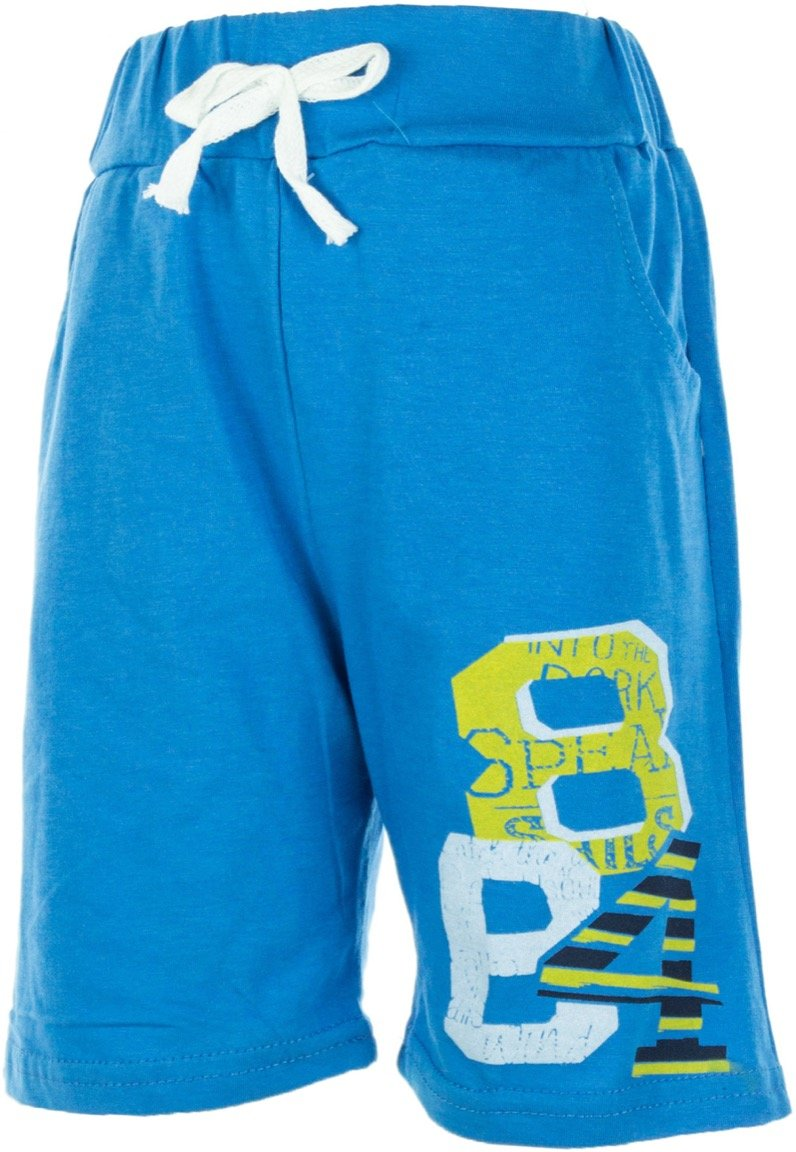 Mago παιδικό παντελόνι βερμούδα «Blue 84»