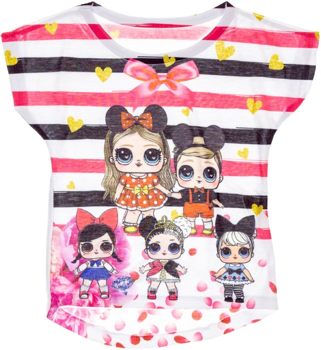 AZ παιδική μπλούζα «LOL Friends»