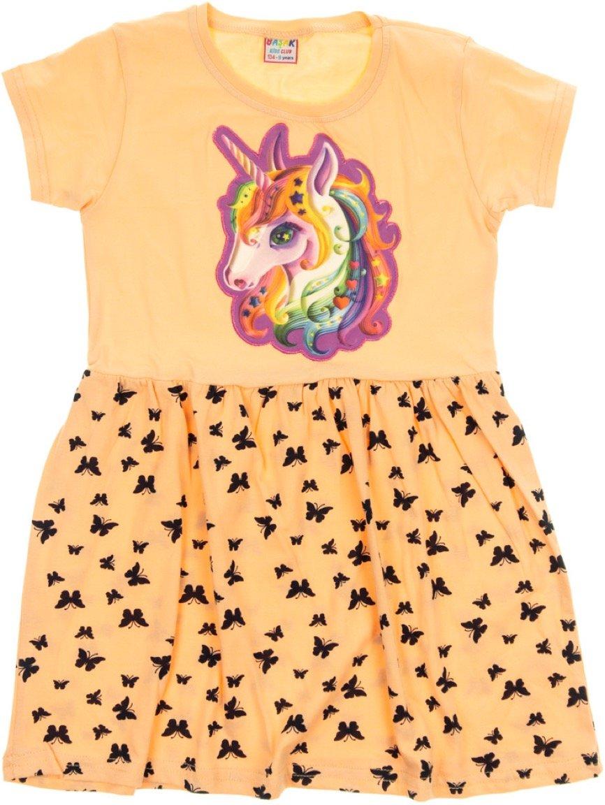 Basak παιδικό φόρεμα με φωτάκια «The Unicorn»