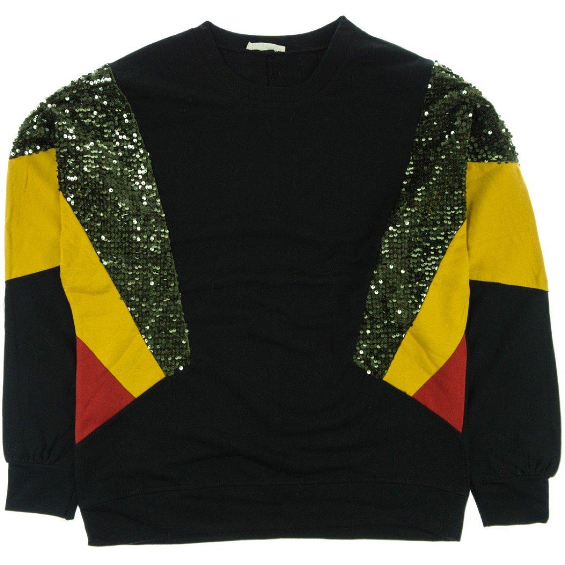 Mint γυναικεία μπλούζα «Sequined Print»