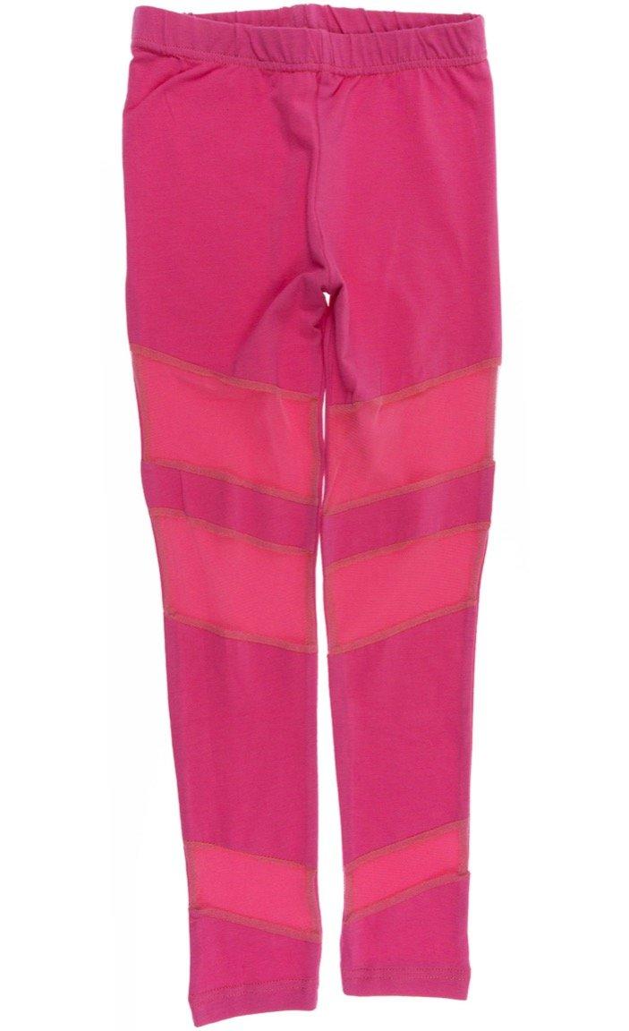 All Stars παιδικό εποχιακό παντελόνι κολάν με διάφανο τούλι «Trendy»