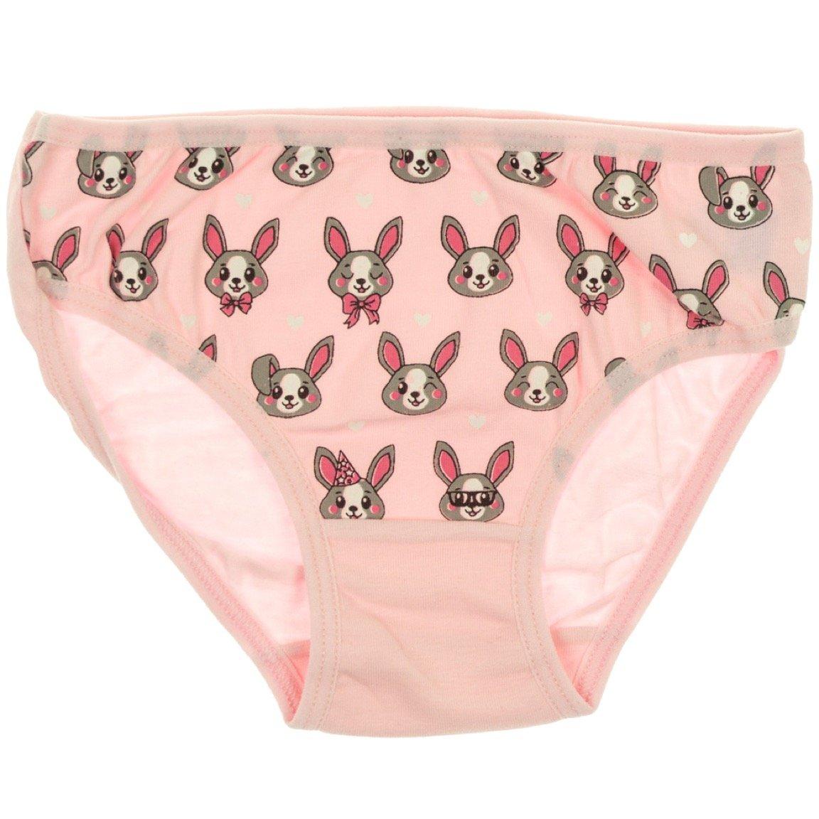 Berrak παιδικό σλιπάκι «Pink Bunny»