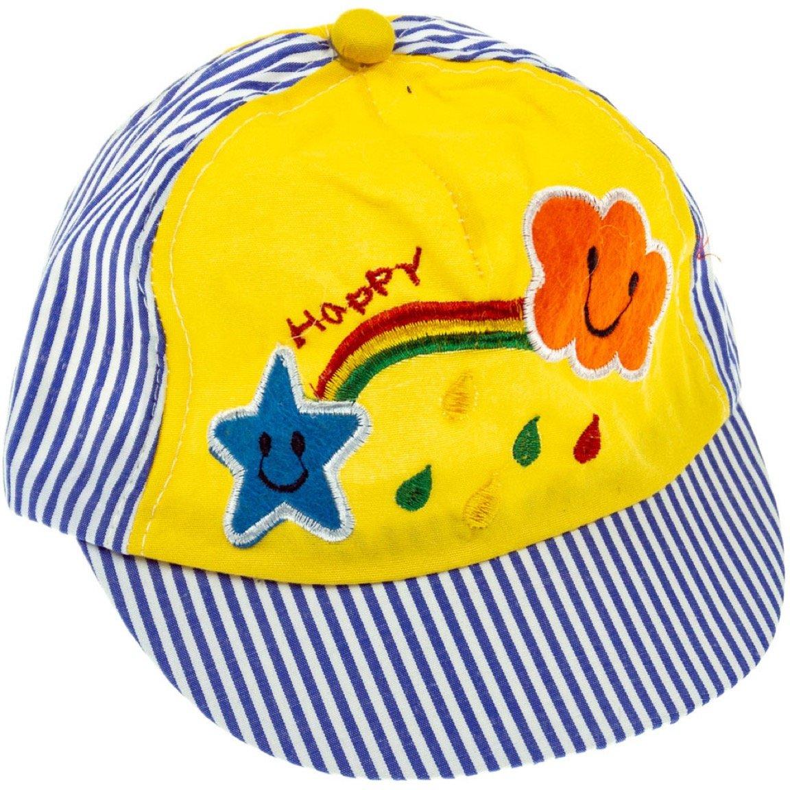 Georgia Accessories παιδικό καπέλο «Yellow Sky»